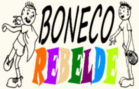 BONECO REBELDE